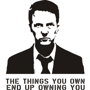 Fight Club/ The Things You Own