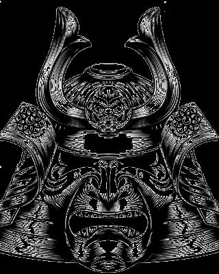 Masque de Samourai 1