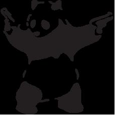 Banksy Panda