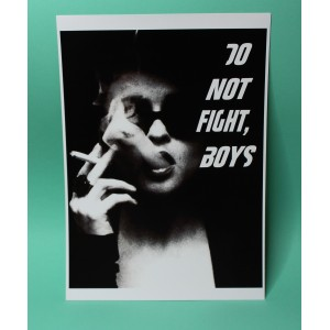 Do not fight, boys Print
