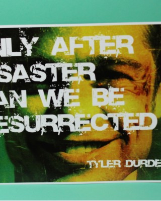 Tyler Durden  print