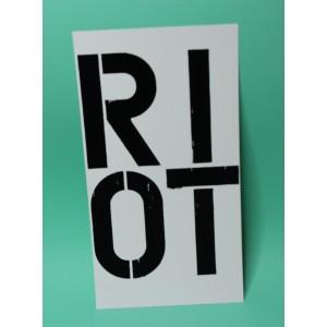 RIOT- print